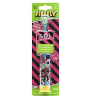FIREFLY LOL SURPRISE BATTERY POWERED TOOTHBRUSH