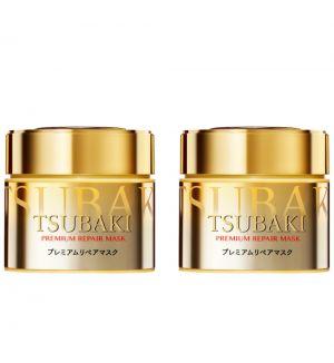(BUNDLE OF 2) TSUBAKI PREMIUM REPAIR HAIR MASK 180G
