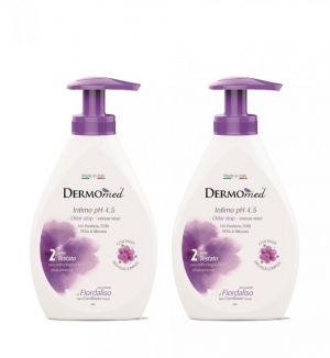 (BUNDLE OF 2) DERMOMED INTIMATE WASH CORNFLOWER EXTRACT 300ML