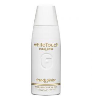 FRANCK OLIVIER WHITE TOUCH DEODORANT SPRAY FOR WOMEN 250ML