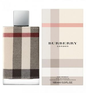 BURBERRY LONDON FOR WOMAN EDP 100ML