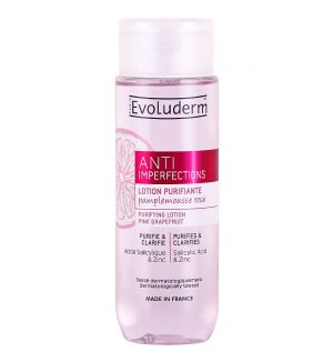 EVOLUDERM ANTI IMPERFECTIONS PURIFYING LOTION 200ML