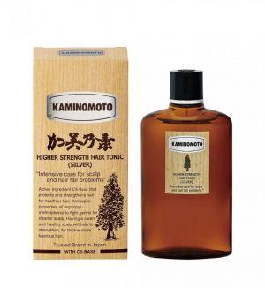 KAMINOMOTO HIGHER STRENGTH HAIR TONIC (SILVER) 150ML