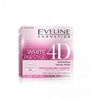 EVELINE WHITE PRESTIGE 4D WHITENING FACIAL MASK 50ML