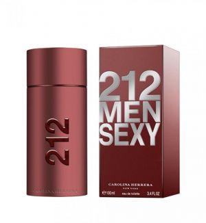 CAROLINA HERRERA 212 SEXY MEN EDT 100ML