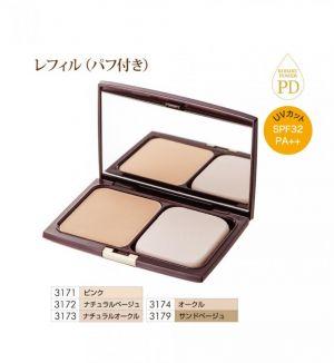 YAMANO CYDNUS KOHAKU PLUS POWDERY FOUNDATION REFILL (ORHRE 3174)