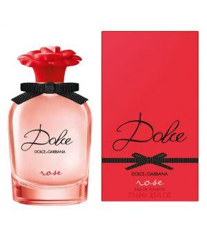 DOLCE & GABBANA DOLCE ROSE EDT 75ML
